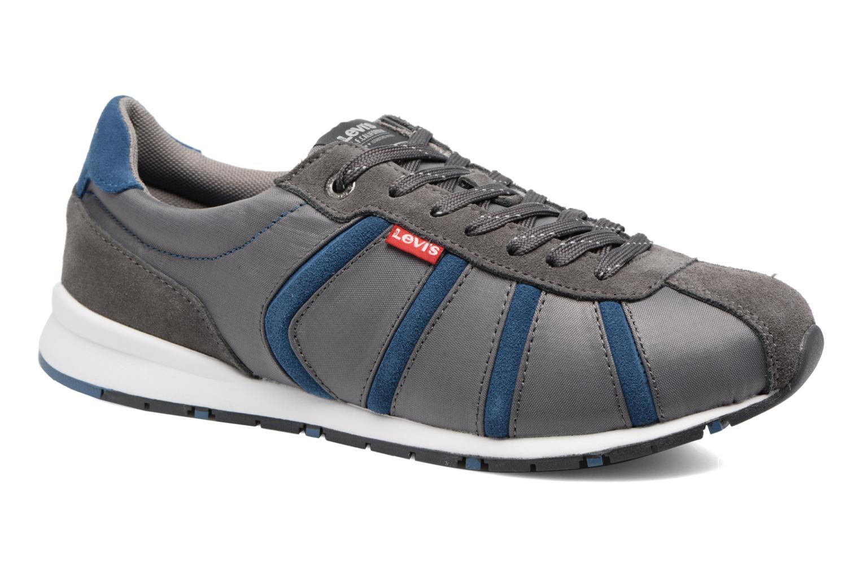 Sneakers Levi's Almayer II Grå detaljeret billede af skoene