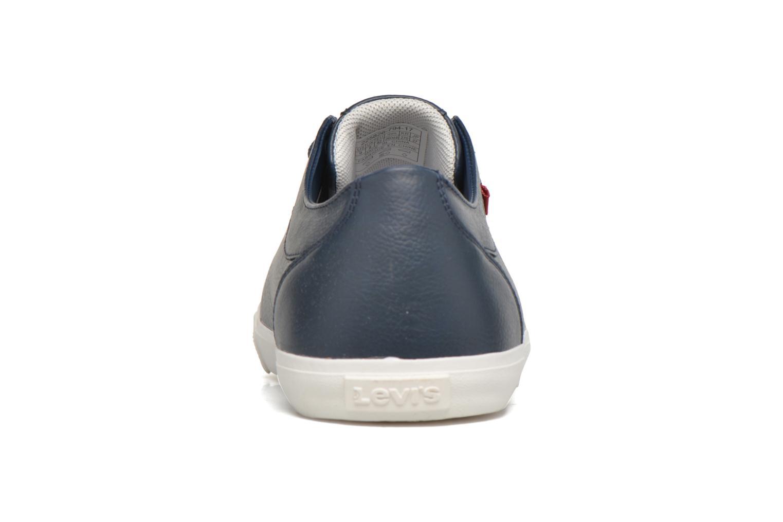 Sneakers Levi's Woods Azzurro immagine destra