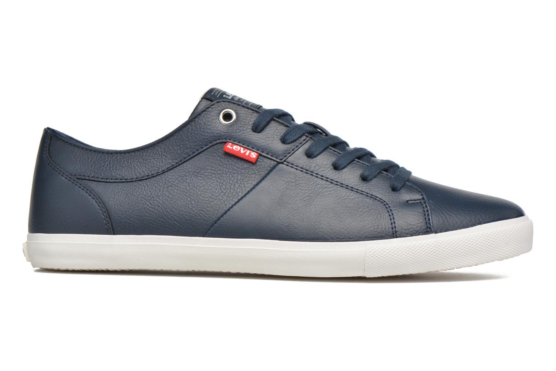 Sneakers Levi's Woods Azzurro immagine posteriore