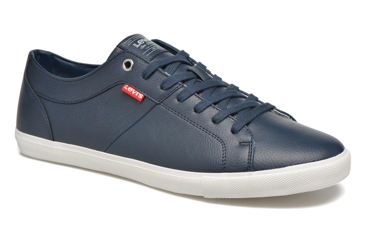 Levi's® WOODS - Trainers - navy blue 6YNCN