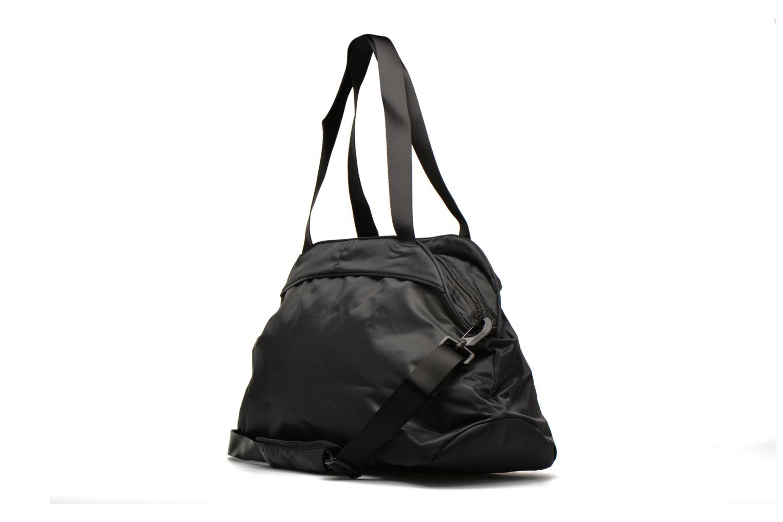 Sacs de sport Nike Auralux Solid Club training bag Sac de sport Noir vue droite
