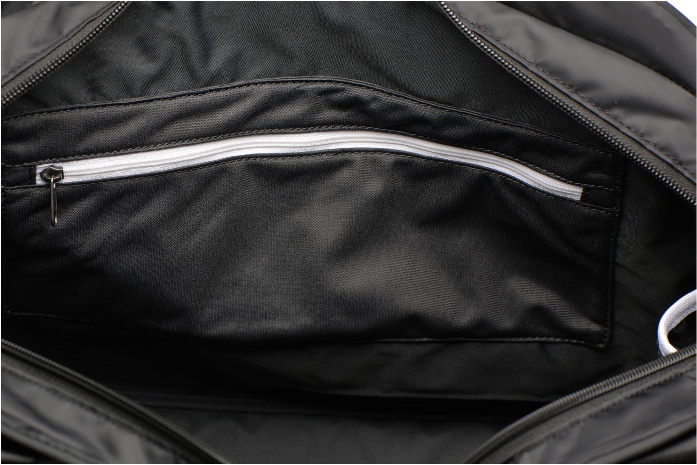 Sacs de sport Nike Auralux Solid Club training bag Sac de sport Noir vue derrière
