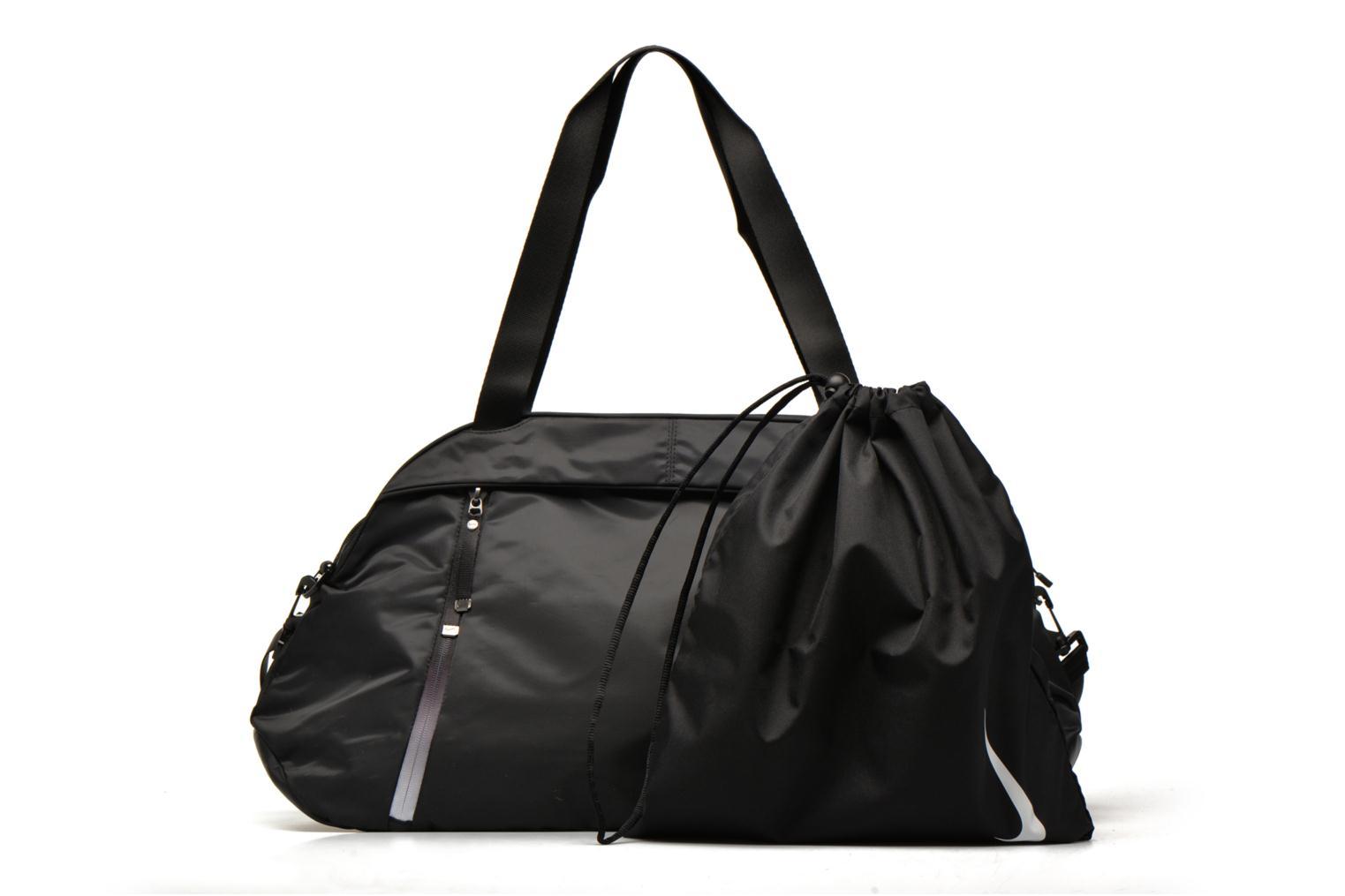 Sacs de sport Nike Auralux Solid Club training bag Sac de sport Noir vue gauche