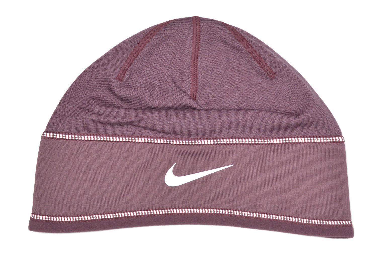 Divers Nike Running knit hat Bonnet Violet vue portées chaussures