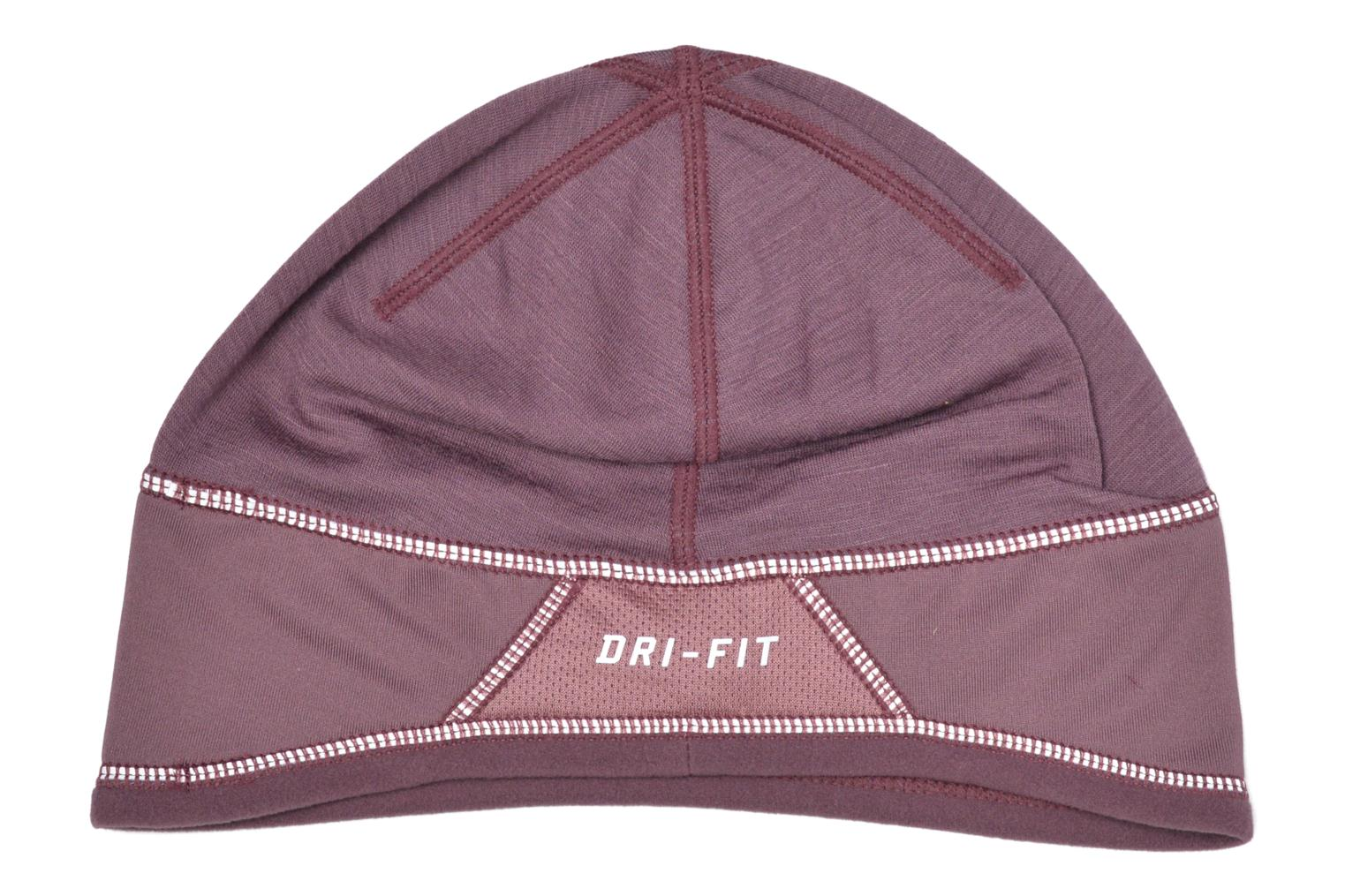 Running knit hat Bonnet Purple Shade