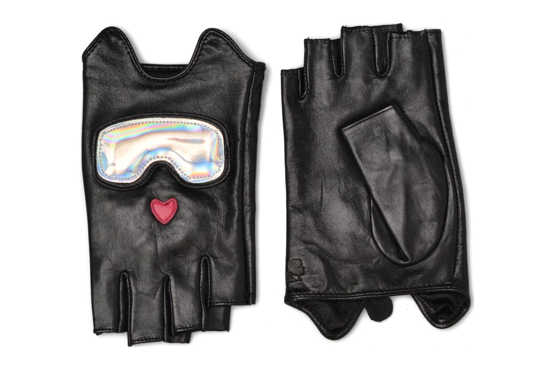 Holiday gloves Black