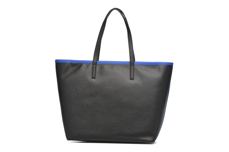 Handtaschen Karl Lagerfeld Mountain Holiday shopper schwarz ansicht von vorne