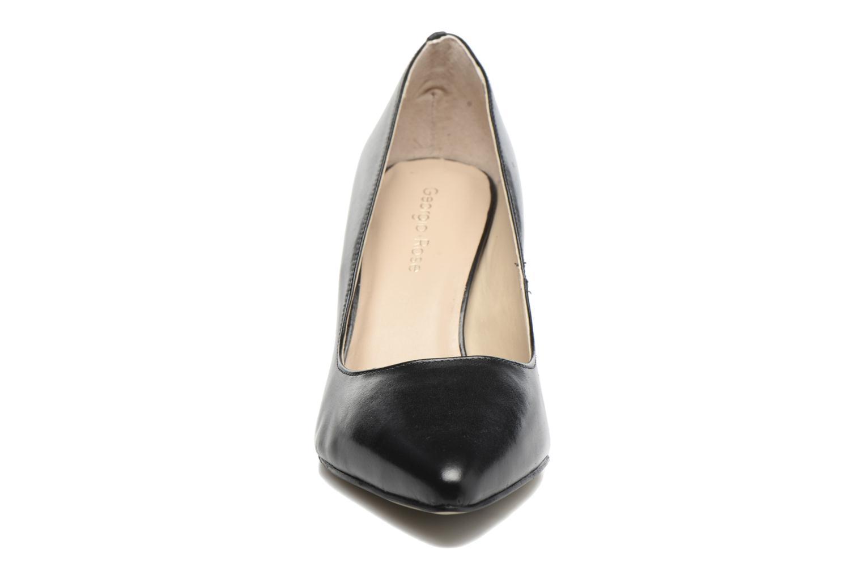 Escarpins Georgia Rose Gatou Noir vue portées chaussures