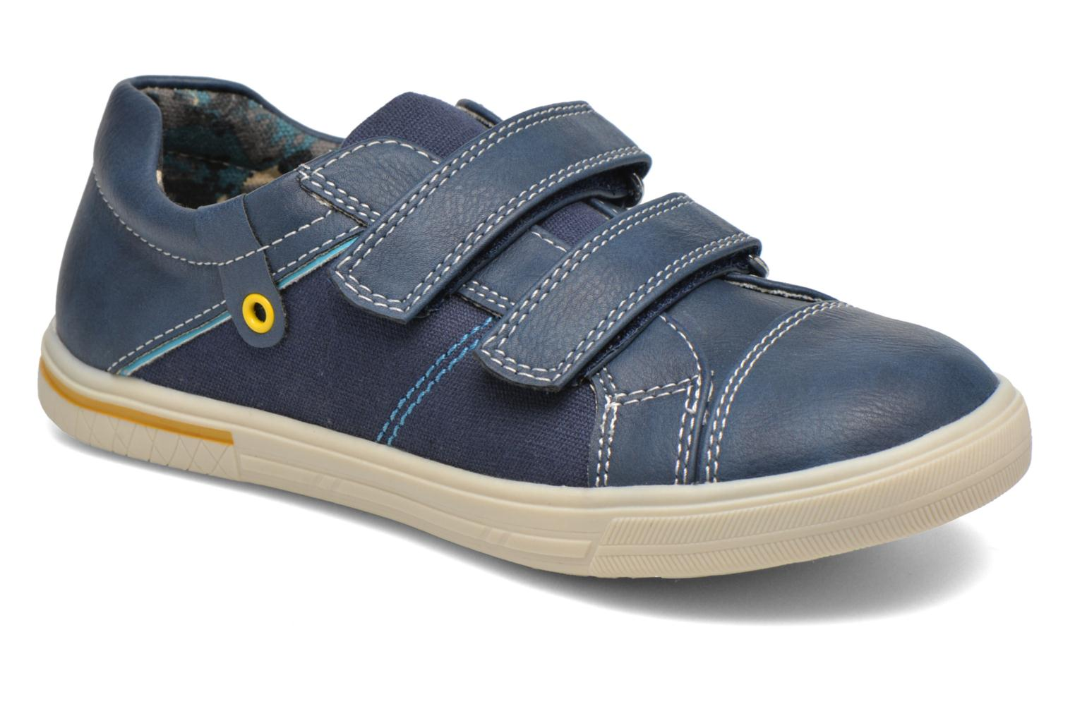 Navy I Love Shoes FILLIP (Bleu)