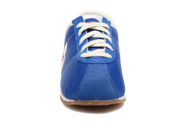 Sneaker Le Coq Sportif WENDON INF blau schuhe getragen
