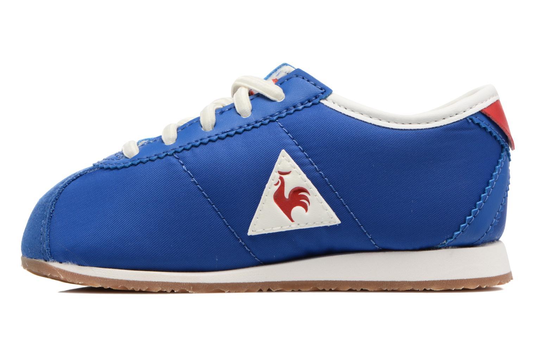 Sneaker Le Coq Sportif WENDON INF blau ansicht von vorne