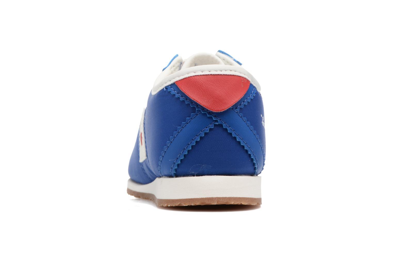 Sneaker Le Coq Sportif WENDON INF blau ansicht von rechts