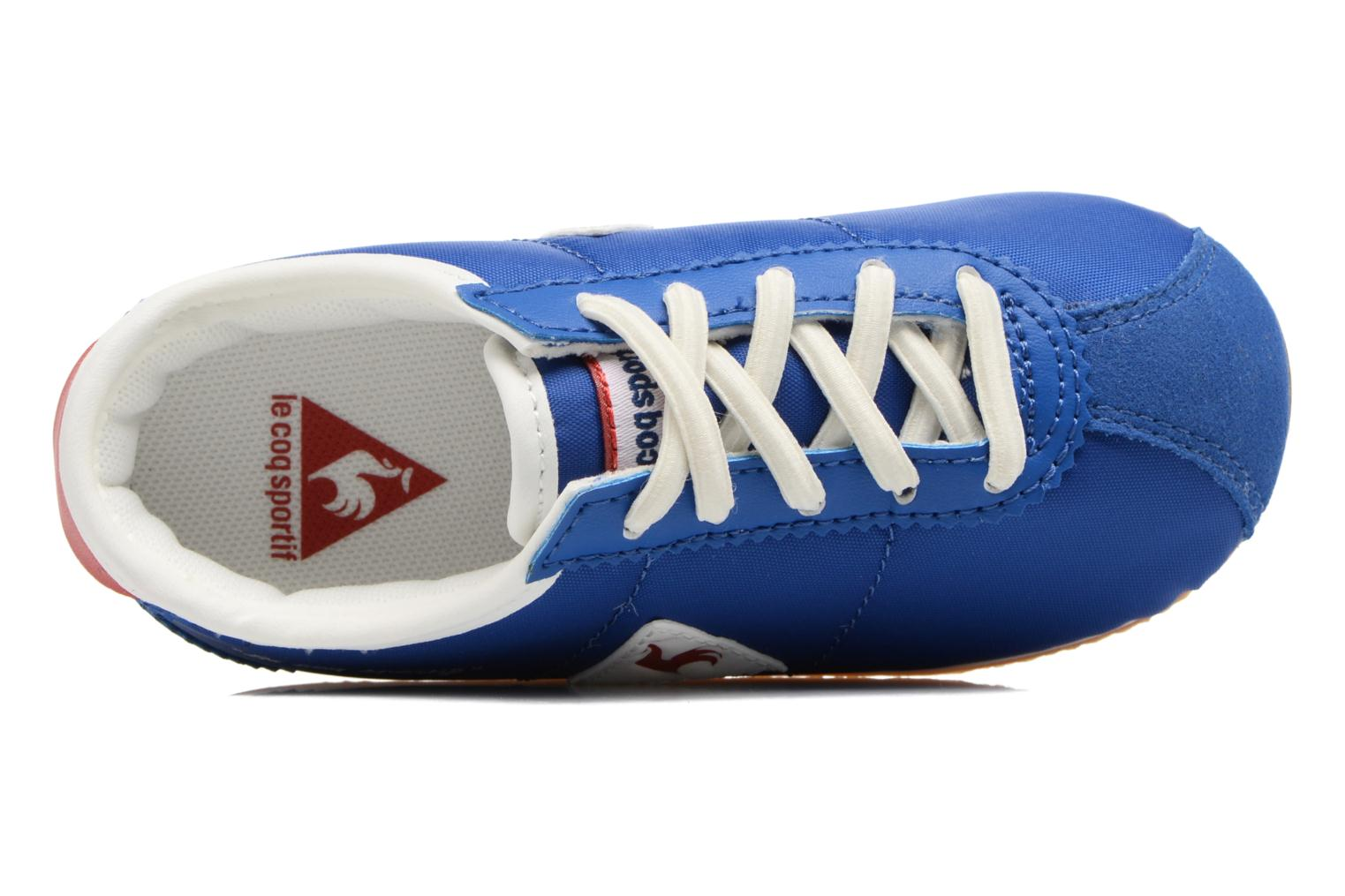 Trainers Le Coq Sportif WENDON INF Blue view from the left