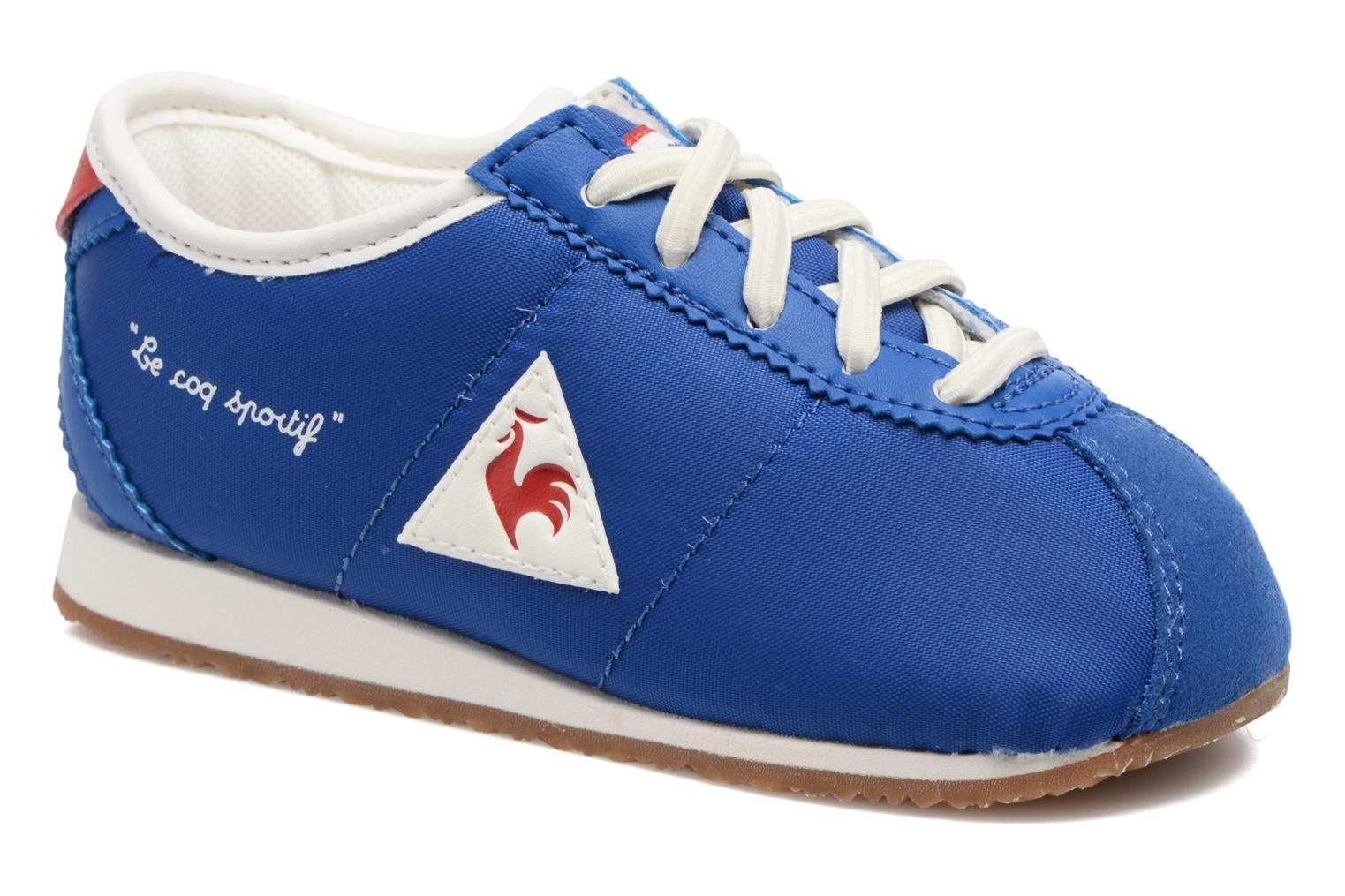 Trainers Le Coq Sportif WENDON INF Blue detailed view/ Pair view