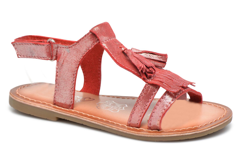Sandalen I Love Shoes KEFRAN Leather rot detaillierte ansicht/modell