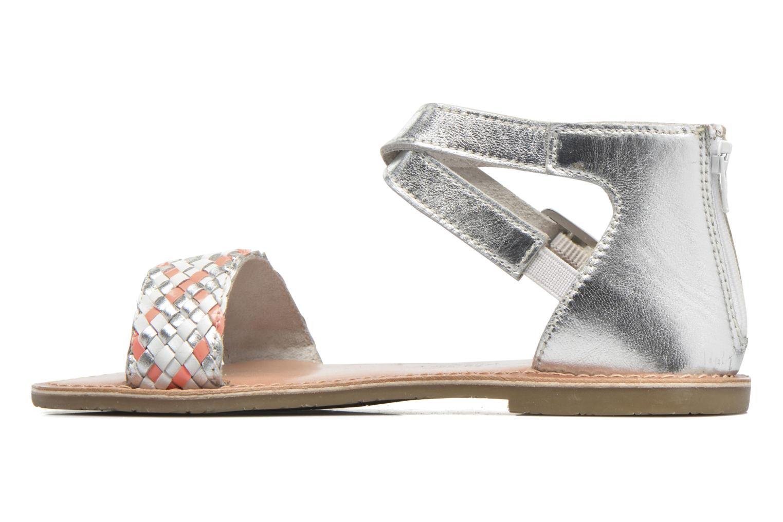 Sandalen I Love Shoes KETRUSI Leather Zilver voorkant