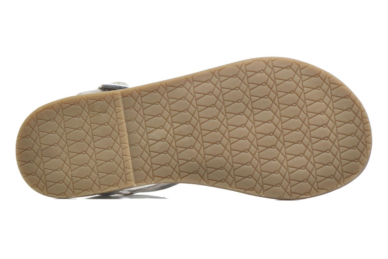 Sandalen I Love Shoes KETRUSI Leather silber ansicht von oben