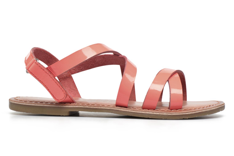 Sandales et nu-pieds I Love Shoes KEINU Leather Rose vue derrière