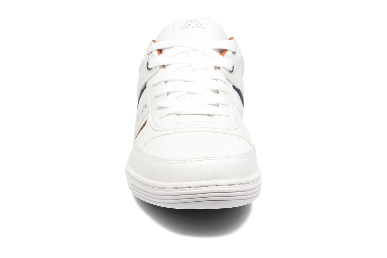 Baskets Kappa Ottawif Man Blanc vue portées chaussures