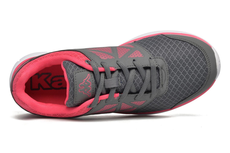Sportschoenen Kappa Fanger PU Mesh W Roze links