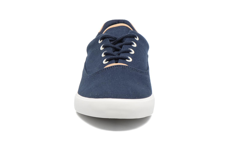 Baskets Lacoste Jouer 117 1 Bleu vue portées chaussures