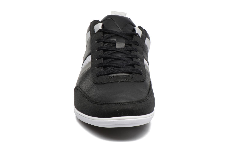 Baskets Lacoste Giron 117 1 Noir vue portées chaussures