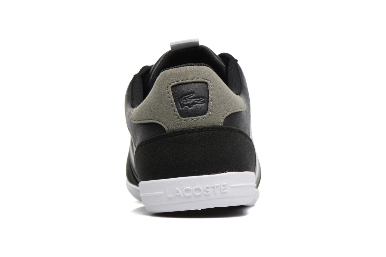 Baskets Lacoste Giron 117 1 Noir vue droite