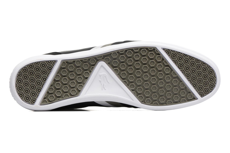 Baskets Lacoste Giron 117 1 Noir vue haut