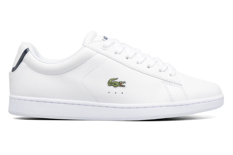 Sneaker Lacoste Carnaby Evo BL 1 W weiß ansicht von hinten