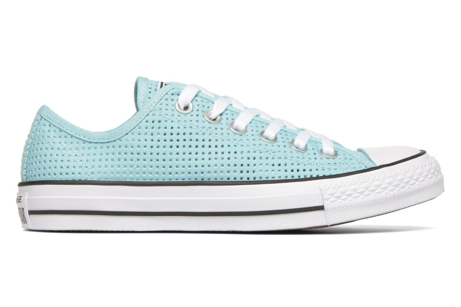 Chuck Taylor All Star Perforated Canvas W Motel Pool/Black/White