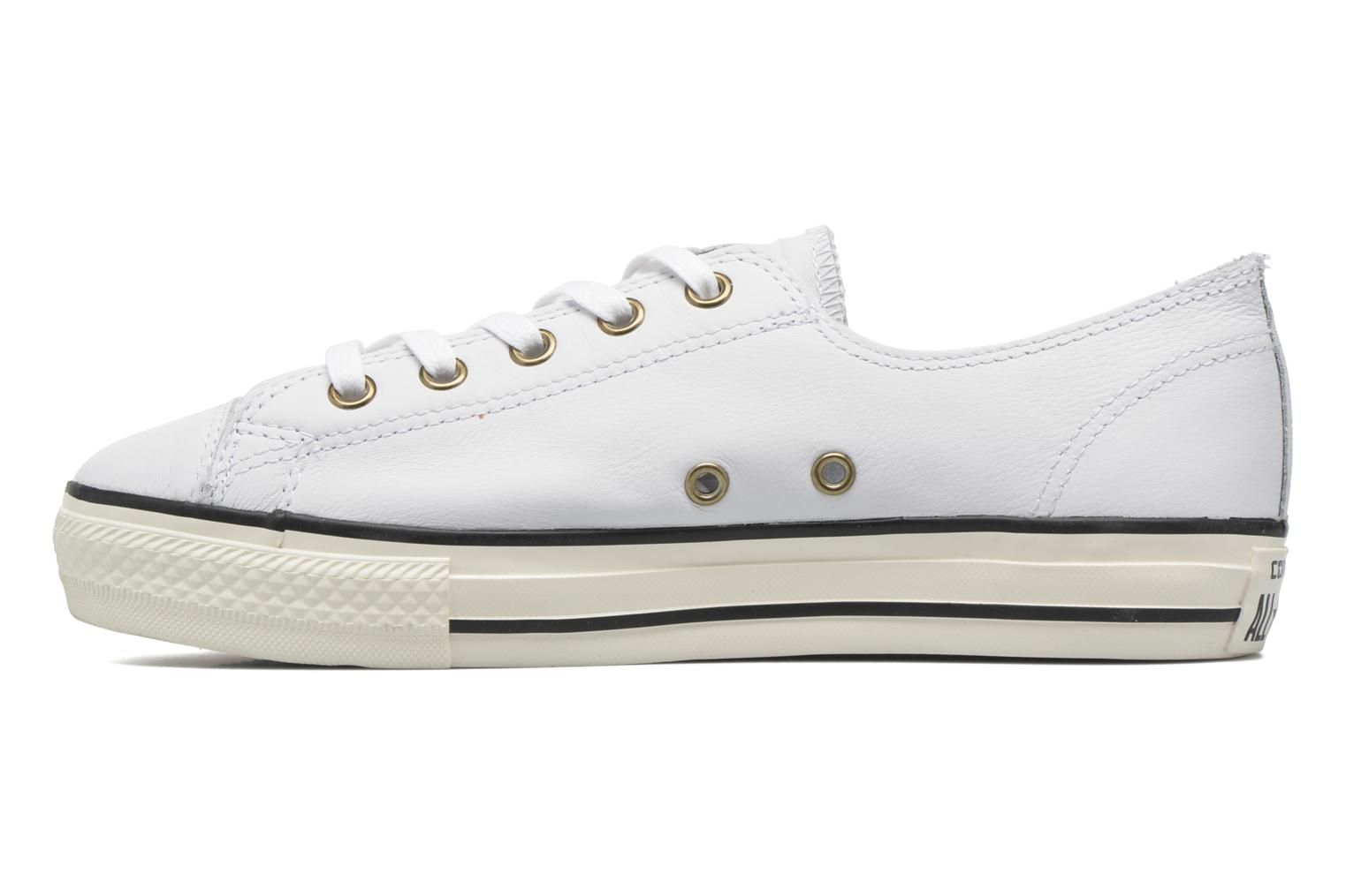 Chuck Taylor All Star High Line Ox White/Egret/White