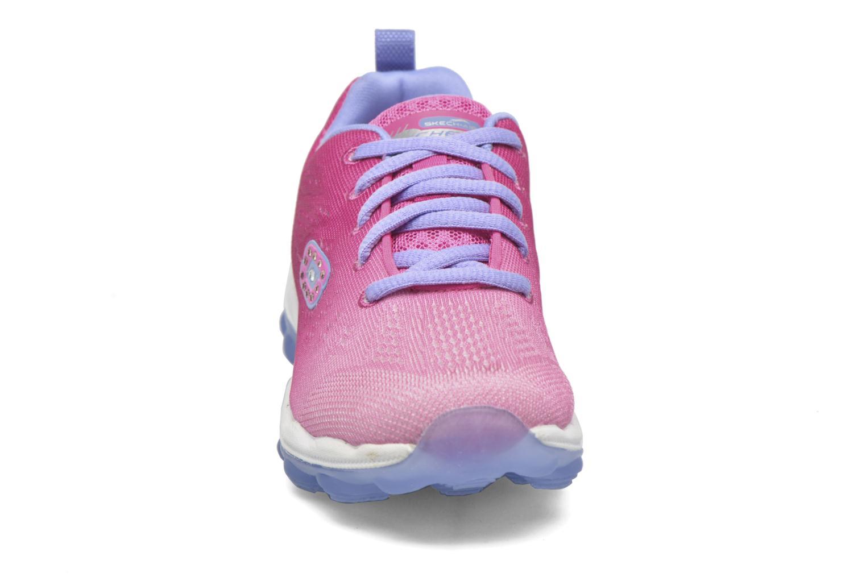 Chaussures de sport Skechers Skech Air Dashin'Da Rose vue portées chaussures