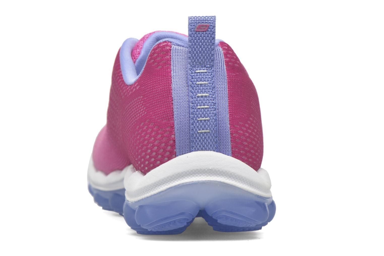 Chaussures de sport Skechers Skech Air Dashin'Da Rose vue droite