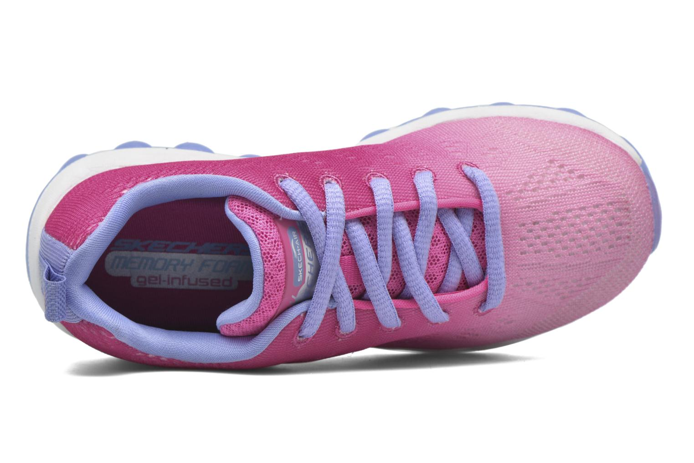 Chaussures de sport Skechers Skech Air Dashin'Da Rose vue gauche