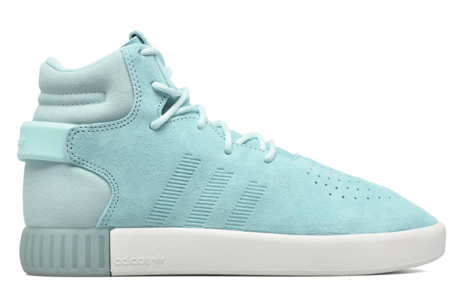 Baskets Adidas Originals Tubular Invader W Bleu vue derrière