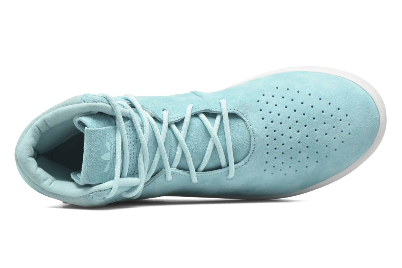 Baskets Adidas Originals Tubular Invader W Bleu vue gauche