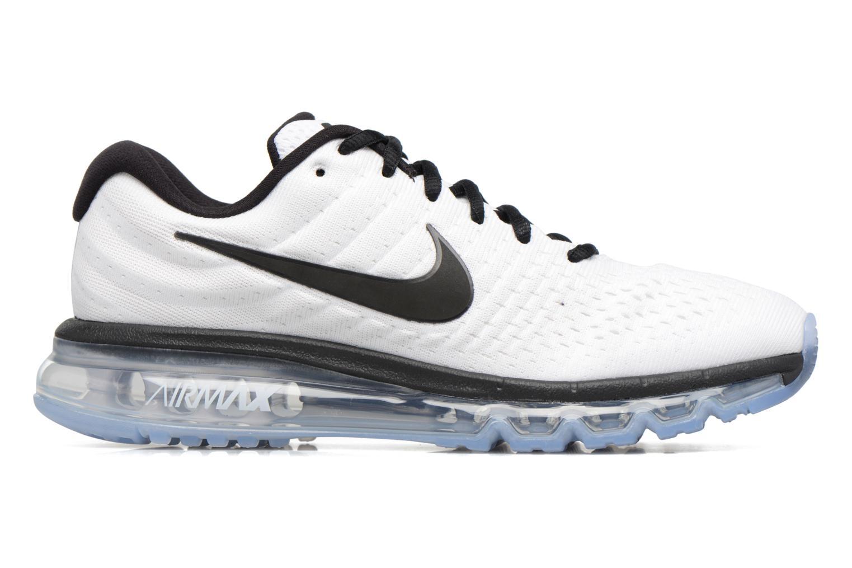 Chaussures de sport Nike Nike Air Max 2017 Blanc vue derrière