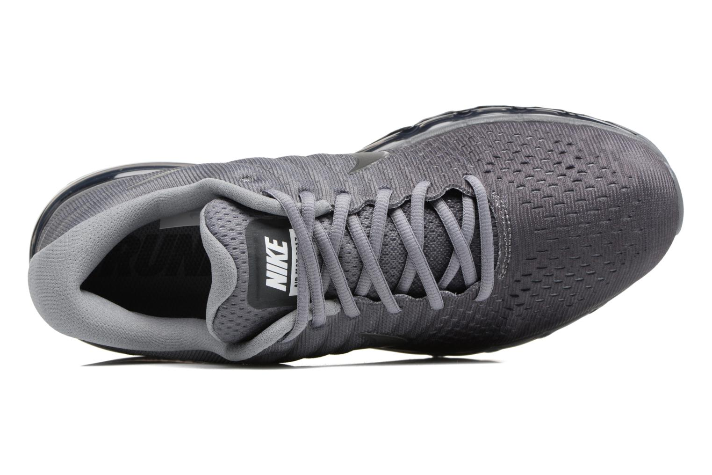 Sportssko Nike Nike Air Max 2017 Grå se fra venstre