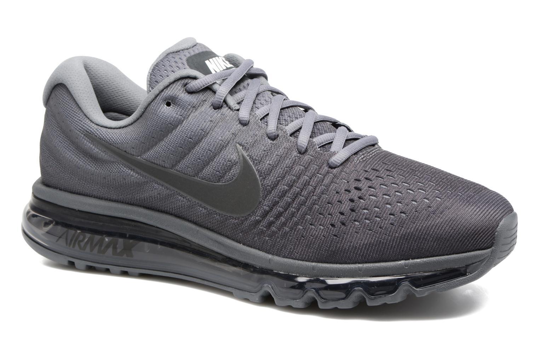 Chaussures de sport Nike Nike Air Max 2017 Gris vue détail/paire