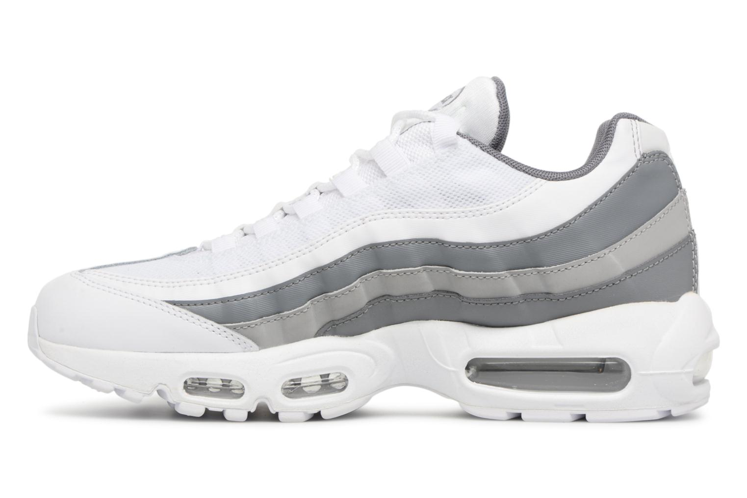 Deportivas Nike Nike Air Max 95 Essential Blanco vista de frente