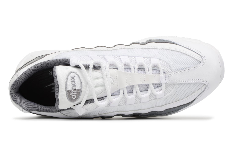 Sneaker Nike Nike Air Max 95 Essential weiß ansicht von links