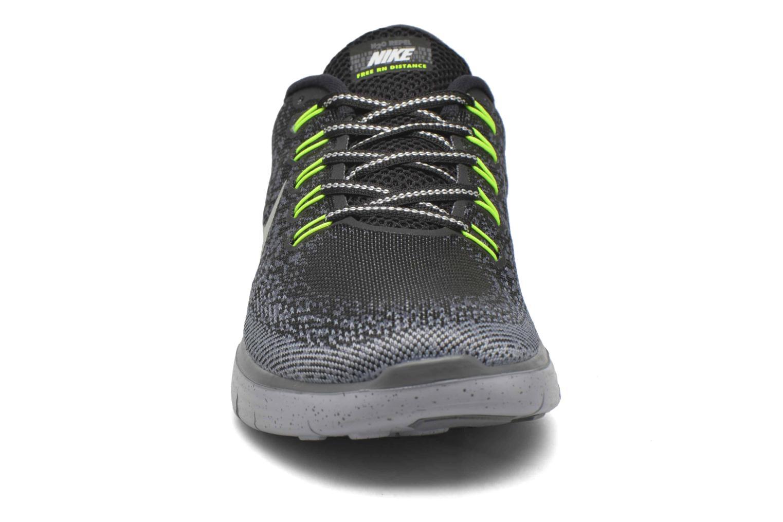 Chaussures de sport Nike Nike Free Rn Distance Shield Noir vue portées chaussures
