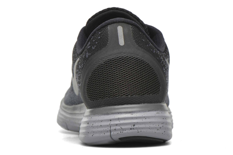 Chaussures de sport Nike Nike Free Rn Distance Shield Noir vue droite