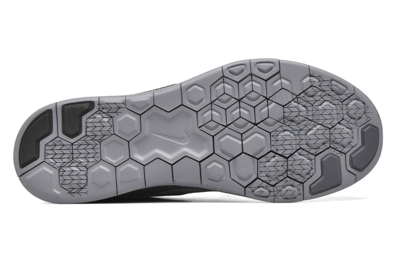 Chaussures de sport Nike Nike Free Rn Distance Shield Noir vue haut