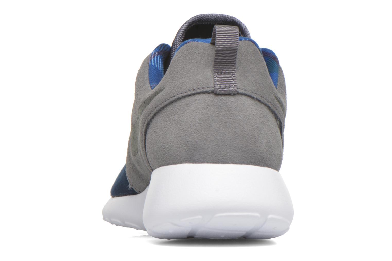 Nike Roshe One Premium Dark Obsidian/Dark Grey-White-Gold Leaf