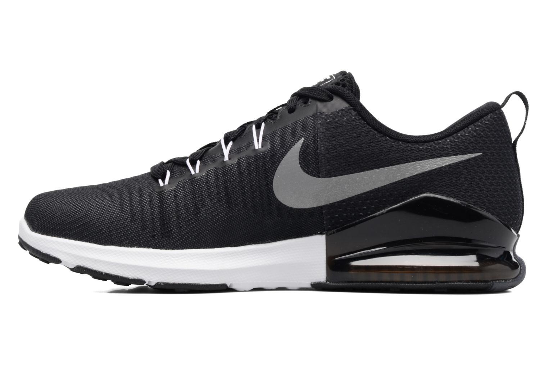 Scarpe sportive Nike Nike Zoom Train Action Nero immagine frontale