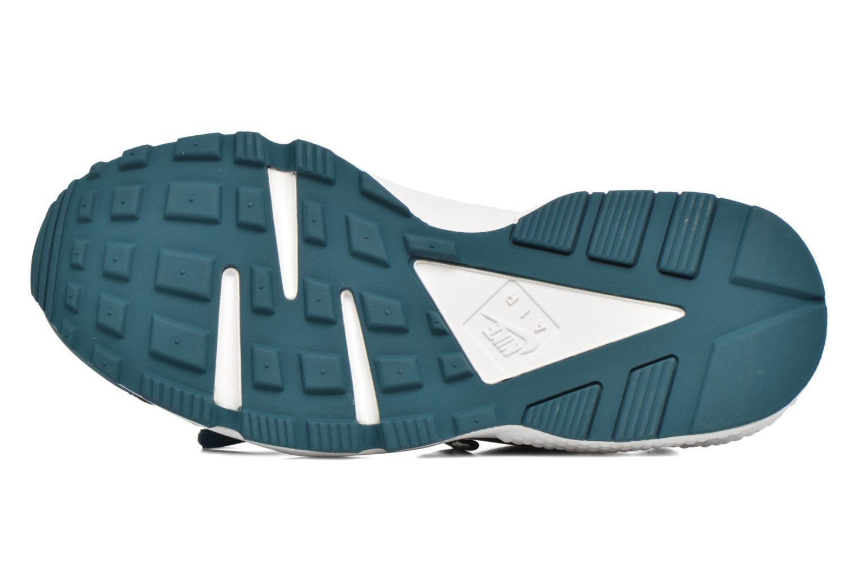 Baskets Nike W Air Huarache Run Se Bleu vue haut