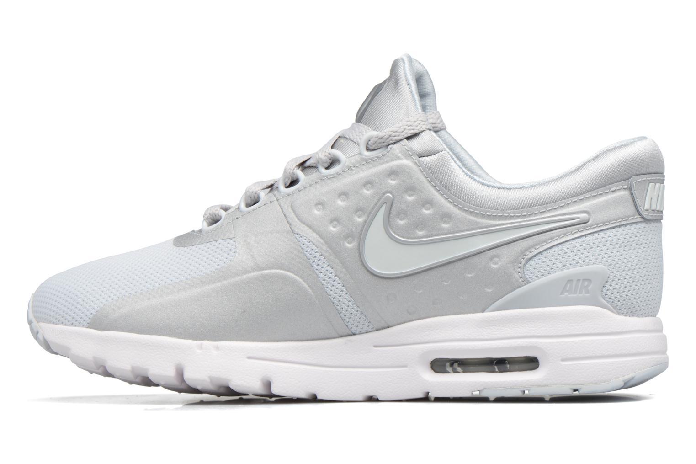 Sneaker Nike W Air Max Zero grau ansicht von vorne
