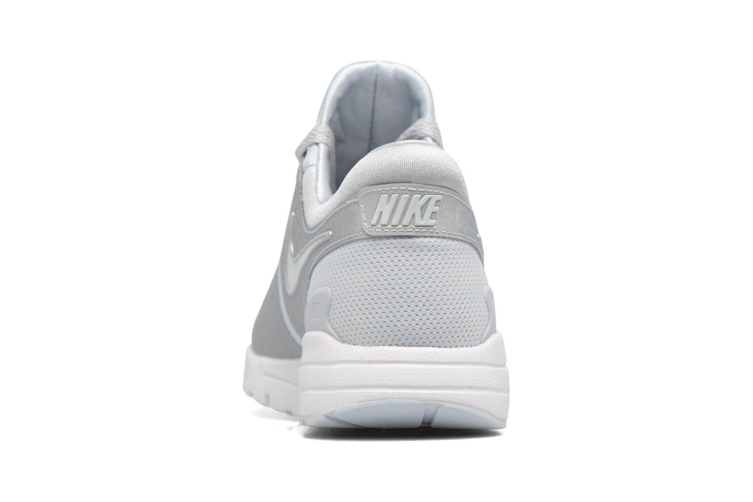 Trainers Nike W Air Max Zero Grey view from the right