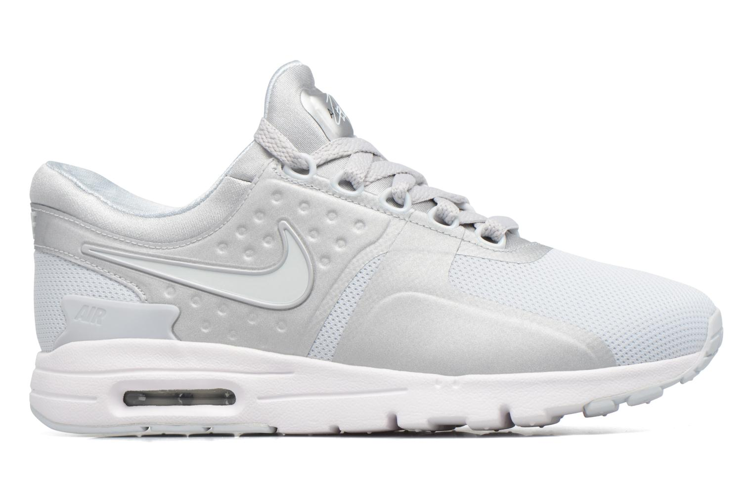 Trainers Nike W Air Max Zero Grey back view
